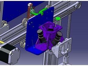 Diamond Hotend für ORDBOT Hadron