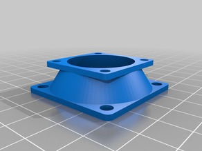 30mm to 40mm fan cone adapter