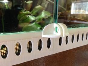 Vivarium Vents With Door Frame