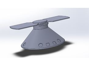Mars Insight EDL Capsule
