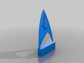 Star trek logo gift