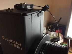 Wanhao Dublicator i3 Mini Filament Guide MKII