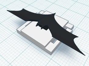 Batman DSLR Hotshoe Plug