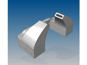 Fan duct for use with SN04