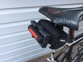 Serfas Thunderbolt Bike tail light Saddlebag Mount
