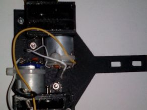 Mini Gearbox Motor-reductor (followerline)