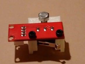 Makerbot Endstop holder 20mm linear rail