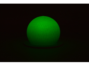 Light 'em up: Sphere mood lamp