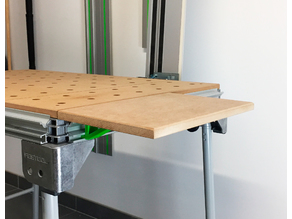 Extension Table for Festool MFT