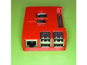 Carcasa para Raspberry Pi - Raspberry Pi case
