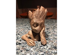 baby groot pot (re-remix)