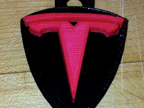 Tesla Motors Key Fob