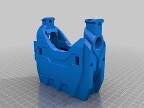 Nerf Caliburn - 120mm Buildplate Components