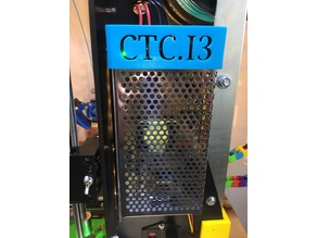 CTC I3 Pro B  power protection Box