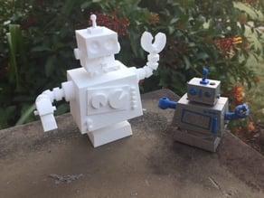 Goofy Robot