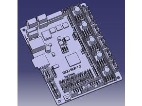 SKR v1.3 Mockup Model