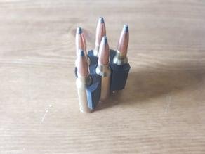 Cartridge clip