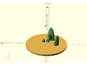 Cactus Generator Fully Printable