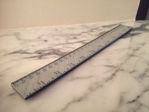 Ruler - 11 Inches (28 centimeters)