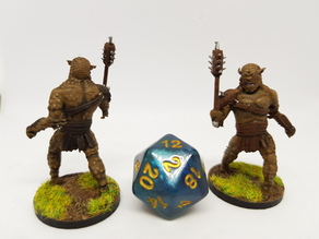 Bugbear for 28mm tabletop gaming
