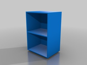 Oregon MS Conclave Straight Bookcase