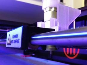 Replicator 2 CNC Vinyl Cutter
