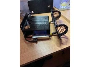 FPVLR CP Antenna & Amplifier Mounting Bracket for Mavic & Spark