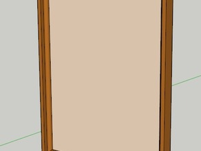 Dollhouse Picture Frame