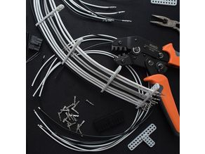 Cable Combs for Sleeved Custom PC Cables