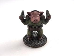 Emer Emerson: Pigman Pathfinder