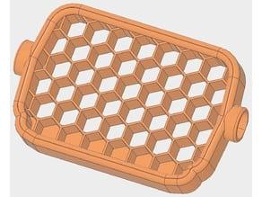 SB900 and SB910 45 deg grid