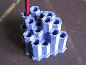 Basalt Pencil Holder