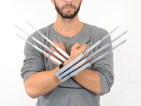 le FabShop Wolverine Claws