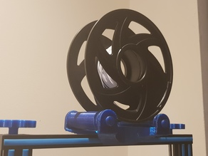 Frame Mounted Spool Holder