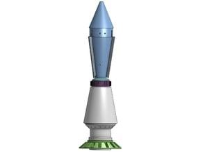 DVH Mandalorian Inspired Rocket V2