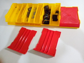 Couvercle Stack Box pour Transport