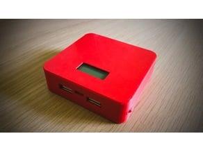 Power Bank 3D Printed