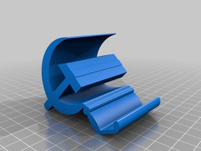 USSR phone stand