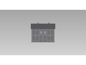Miners's house - Bergarbeiterhaus