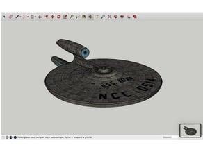 USS_Kelvin_SpaceShip