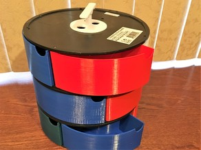 Spool Storage Boxes
