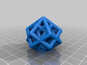 Lattice Cube Torture Test - Mini