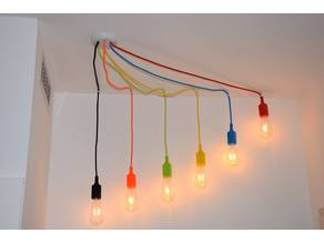 Multi pendant lamp