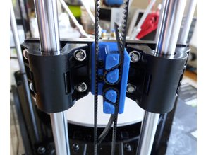 G2S Pro Delta Belt Holder/Clamp Upgrade