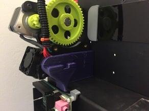 Lulzbot Mini Extruder Holster (Double)