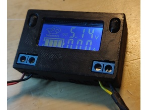 """Case for """"Winners"""" tiny dc-dc power supply board"""