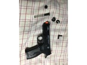 Smith & Wesson M&P40 Springer Piston