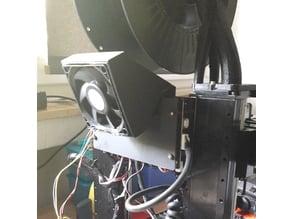 Kodama Trinus PCB Lüfter (Fan duct)