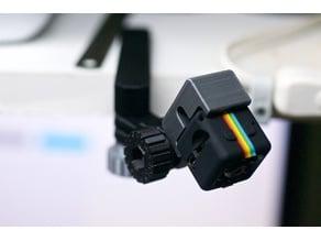 AxiomClamp - Simple Action Cam Board Clamp