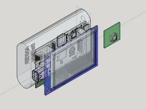 Raspberry Pi Active camera proto2 modules